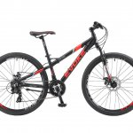 X-40 Disc Black-Red