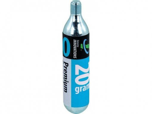 Genuine Inoovations בלון Co2 20gr, 6 יחידות בקופסא