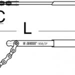מד שחיקת קסטה Unior דגם 1658/2p תואם hg ו-ig