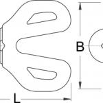 מפתח שפיצים Unior דגם 1630/2p