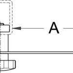 מאזן דיסק למכשיר איזון גלגלים מקצועי Unior דגם 1689.2