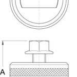 חולץ מיסבי BB30 לציר מרכזי Unior דגם 1625/2