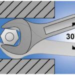 מפתחות פתוחים דגם Unior 110/1 side 0