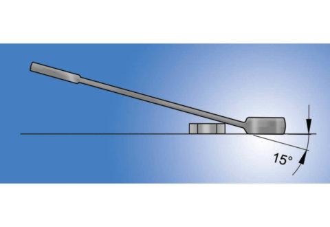 מפתחות משולבים דגם 125/1 Unior