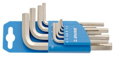 מארז מפתחות אלן Unior דגם 220/3ph
