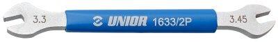 מפתח שפיצים פתוח שטוח Unior דגם 1633/2p