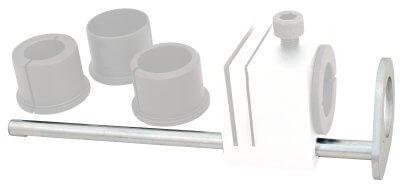 מדיד לחותך צינורות מזלג מקצועי Unior דגם 1604.1/2PLUS