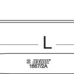 זוג כפיות מתכת לחליצת צמיג Unior דגם 1657/2A