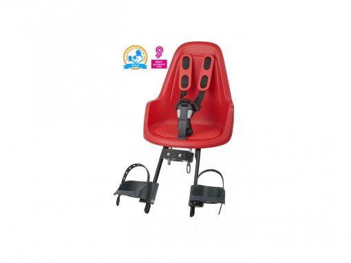 מושב תינוק קדמי לאופניים Bobike One Mini