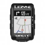 מחשב רכיבה GPS Lezyne Mega C y12 side 1