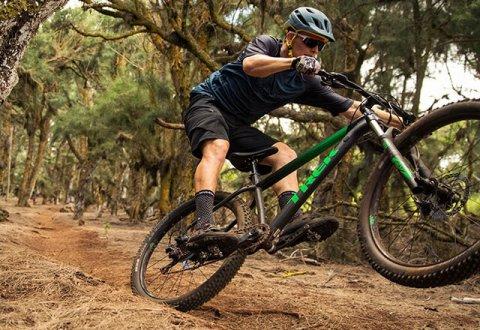 אופני הרים - זנב קשיח