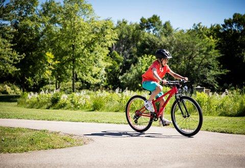 אופניים לילדים בגילאי 8-12