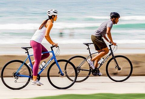 אופני עיר ספורטיבים