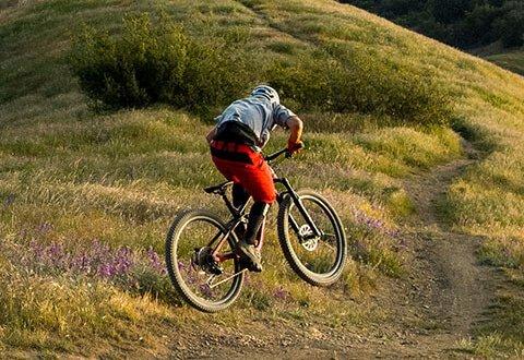 אופני שבילים/טרייל - אידיאלים לכל תנאי הדרך
