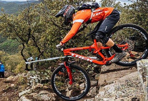 אופני הרים - שיכוך מלא