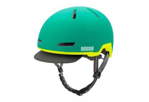 קסדה Nutcase Tracer Aurora Green