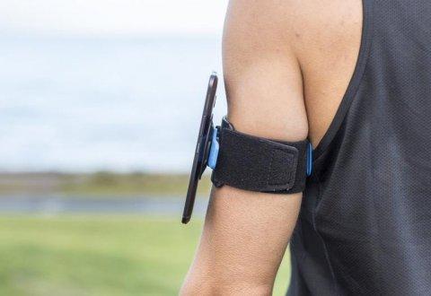 רצועת ספורט סמארטפון לזרוע Quad Lock Sports