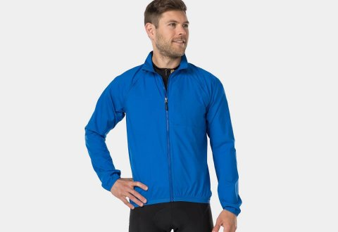מעיל רוח Bontrager Circuit Convertible Windshell Jacket