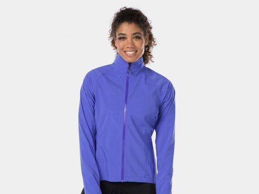מעיל גשם לנשים Bontrager Vella Women's Stormshell Jacket