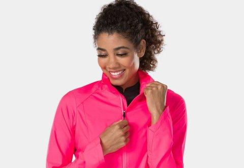מעיל רוח לנשים Bontrager Vella Women's Windshell Jacket