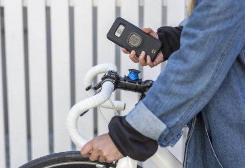 התקן לטלפוני Quad Lock Samsung