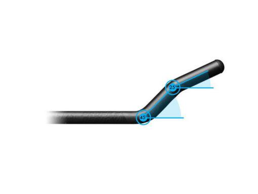 Supersonic Ergo 4525 Carbon