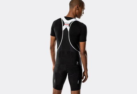 גופייה תרמית Bontrager Merino Blend Short-Sleeve Cycling Base Layer