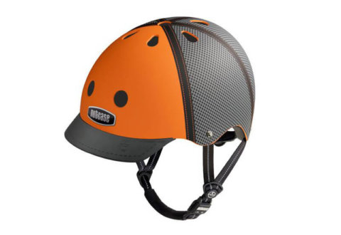 קסדה Nutcase Street Trucker Orange