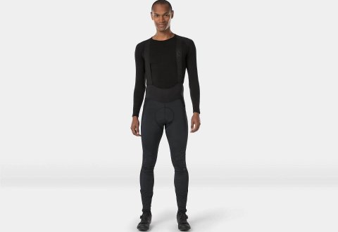 מכנס ארוך ביב Bontrager Velocis Softshell Cycling Bib Tight