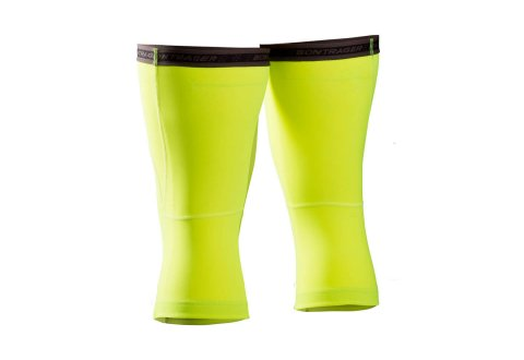 מחממי ברכיים Bontrager Visibility Thermal Knee Warmers
