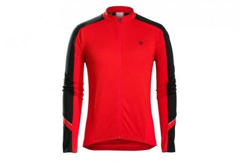 חולצת רכיבה לחורף Bontrager Starvos Long Sleeve Jersey