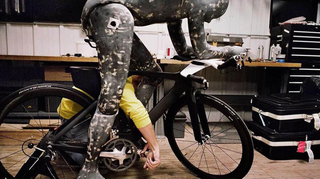 בחינת אופני Trek Speed Concept