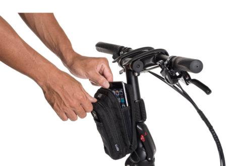 תיק לעמוד כידון לאופניים מתקפלים Tern Ride Pocket