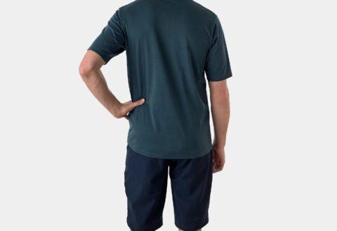 מכנס באגי Bontrager Evoke Mountain Short Blue 2