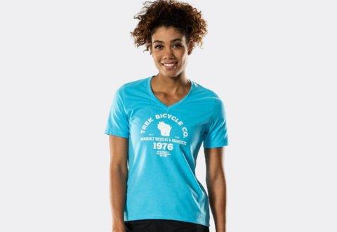חולצת רכיבה לנשים Bontrager Evoke Tech Tee