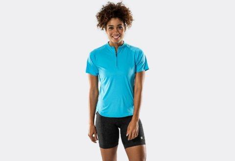 מכנסי רכיבה לנשים Bontrager Kalia Fitness Short