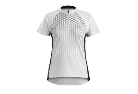 חולצת רכיבה לנשים Bontrager Solstice WSD v17