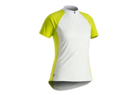 חולצת רכיבה לנשים Bontrager Solstice WSD v15