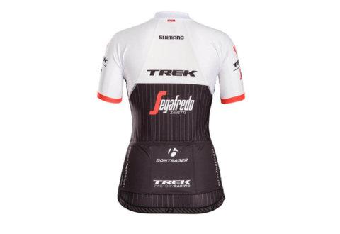חולצת רכיבה לנשים Bontrager Trek-Segafredo Replica