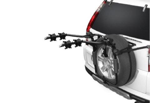 מנשא לרכב לגלגל חמישי ל-2 זוגות אופניים BnB Rack Ranger 8403-2JQ