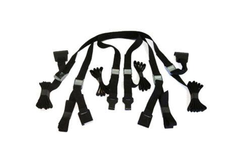 קיט רצועות למנשא רכב Saris Bones