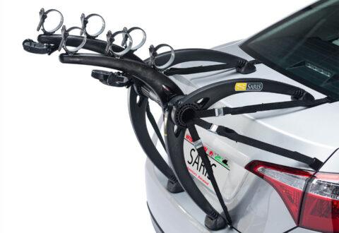 מנשא לרכב ל-3 זוגות אופניים Saris Bones 3 Bike Rack