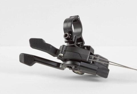 ידית משולבת לנעילת בולמים ולמוט אוכף הידראולי Bontrager DropLock Remote