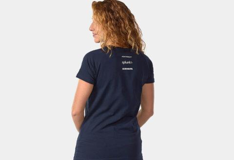 חולצת טי לנשים Santini Trek-Segafredo Women's Team T-shirt