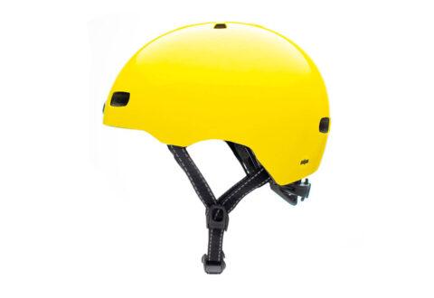 קסדה Nutcase Street MIPS צהוב מבריק Sun Day Solid