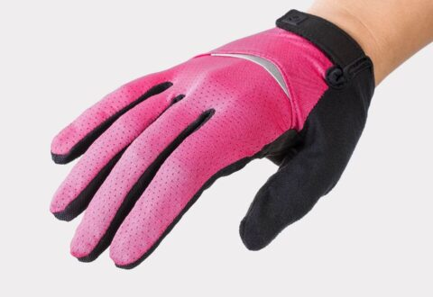 כפפות רכיבה ארוכות לנשים Bontrager Circuit Women's Full Finger