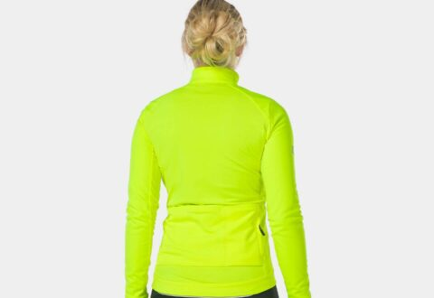 מעיל לנשים Bontrager Velocis Women's  Softshell Cycling Jacket V20
