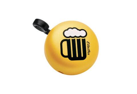 פעמון אלקטרה Domed Ringer צהוב Cheers