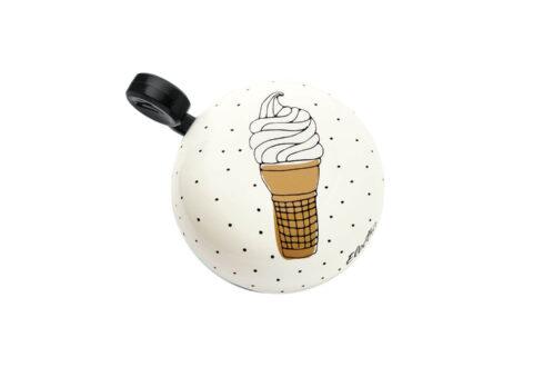 פעמון אלקטרה Domed Ringer לבן Ice Cream