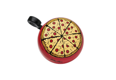 פעמון אלקטרה Domed Ringer כתום Pizza